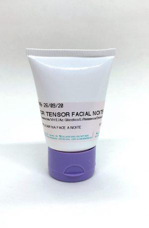 Creme Tensor Facial Noite