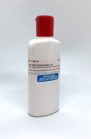 Xampu Cetoconazol