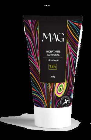 Hidratante corporal MAG