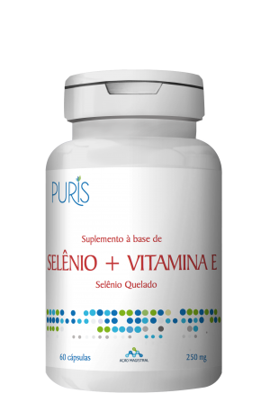 Selênio + Vitamina E
