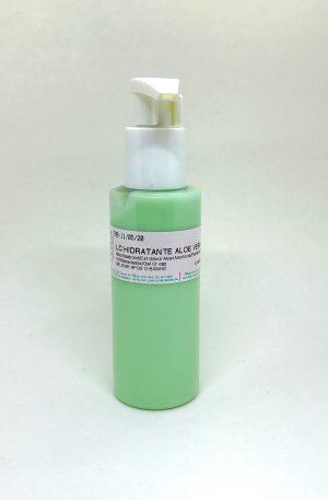 Loção Hidratante Aloe Vera