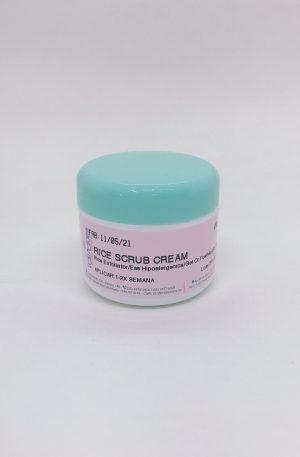 Rice Scrub Cream